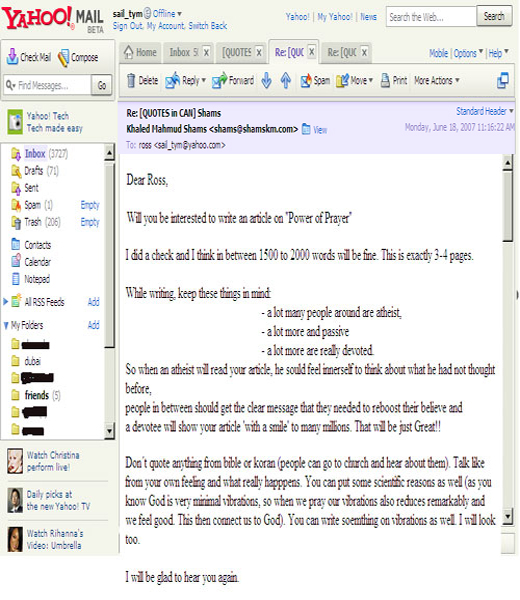 email of Khaled