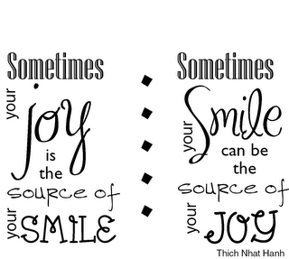 SMILE and JOY