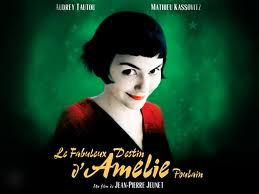 Inspirational MOvie -Amélie