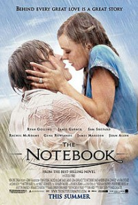 Inspirational Movie - The Notebook